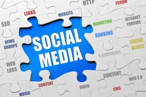Image of social media a just one piece of the communications puzzle